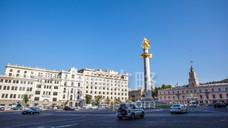 第比利斯自由广场
