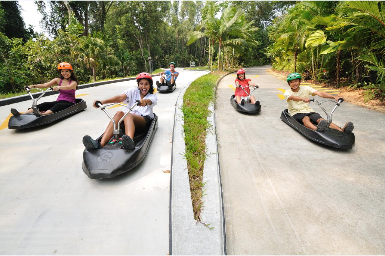 Skyline Luge Sentosa Ticket (Exclusive Priority)