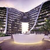 天空之城套房綠色廣場公寓酒店