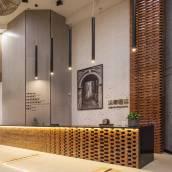 上海尖微空間藝術酒店虹橋漕河涇開發區店