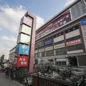 布丁酒店(上海龍陽路地鐵站新國際博覽中心店)