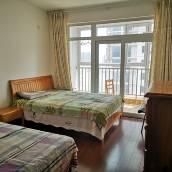 青島旅途中的溫馨家園公寓