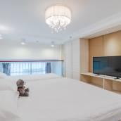 青島山海時光度假公寓