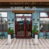 哥德堡斯堪迪克第25號酒店