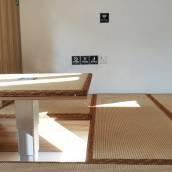青島方寸Corner台東老街的日式小居普通公寓