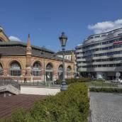 布達佩斯中央市場梅寧閣酒店