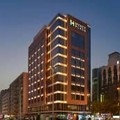 凱悅嘉軒迪拜巴尼亞斯廣場酒店
