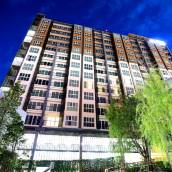 清邁古城塔佩門 HERE高級池景公寓民宿 6008