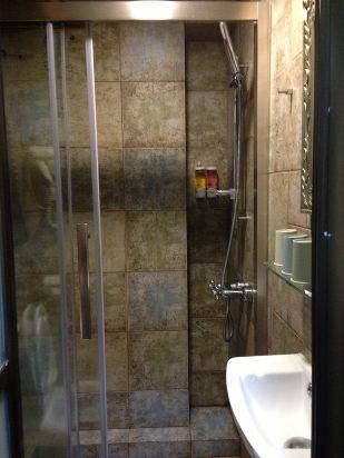 家庭浴室洗手臺效果圖